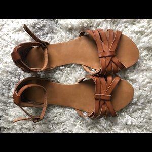 Mix No. 6 Ankle Strap Sandals